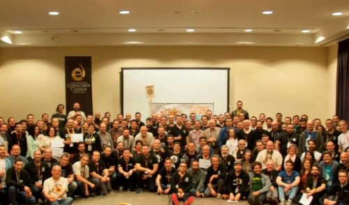 Images of the Annual Congress of Homebrewers (Cádiz)