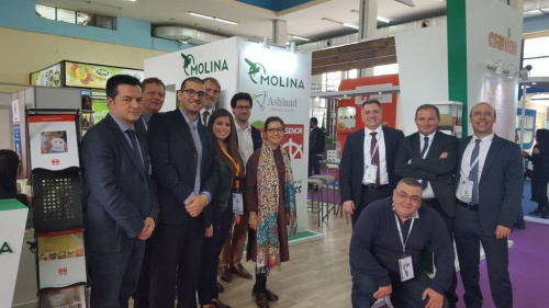 Our presence at DJAZAGRO 2018