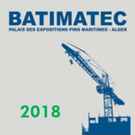 Ricardo Molina au BATIMATEC 2018 (22-26 avril, Alger) Pavillon central, extension B2