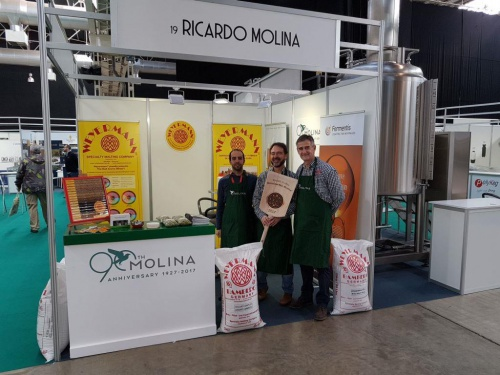 Our presence at the BARCELONA BEER FESTIVAL 2018