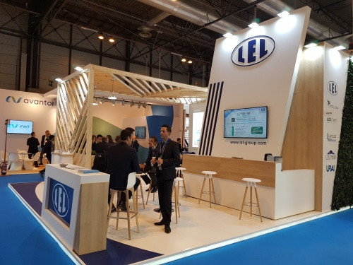 Our presence at CPHI MADRID 2018