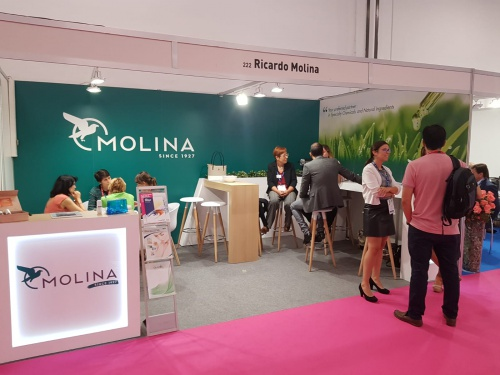 Our presence at COSMETORIUM 2018