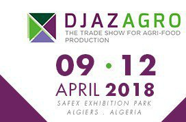 Ricardo Molina at DJAZAGRO 2018 (9-12 April)
