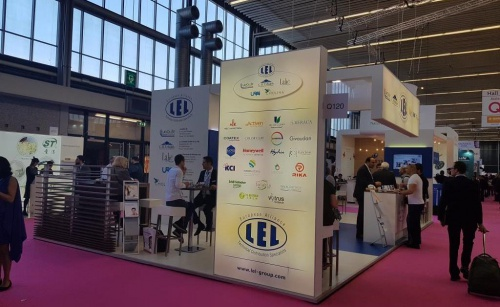 Images du In-Cosmetics Global, Amsterdam 2018